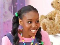 Pigtailed Ebony Girl Upornia Com