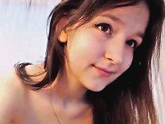 Cute Teen Sister Pussy On Webcam